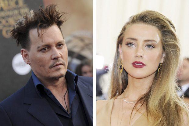 """""""NDËRROJA NUMRIN SE MË KËRCËNONIN""""/ Amber Heard rrëfen si ishte jeta e saj pasi akuzoi Johnny Depp për dhunë"""
