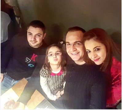 """""""KOHA E FAMILJES""""/ Kështu e kalon Ardit Gjebrea fundjavën me të dashurit e tij (FOTO)"""