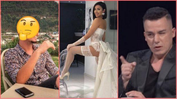 PO ALBI Ç'DO MENDOJË? Këngëtari shqiptar ngacmon publikisht Alba Hoxhën, por ajo ia lë SEEN: Nusja e…(FOTO)