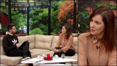 RRËFEHET PËR POSTIN E SAJ NË TEATËR/ Shuplaka e Monika Lubonjës: Ta marrin jetën, ja ç'kuptova nga… (VIDEO)