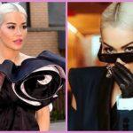 PROMOVON ALBUMIN E RI/ Rita Ora tërheq vëmendje në New York, ndërron pesë palë veshje (FOTO)