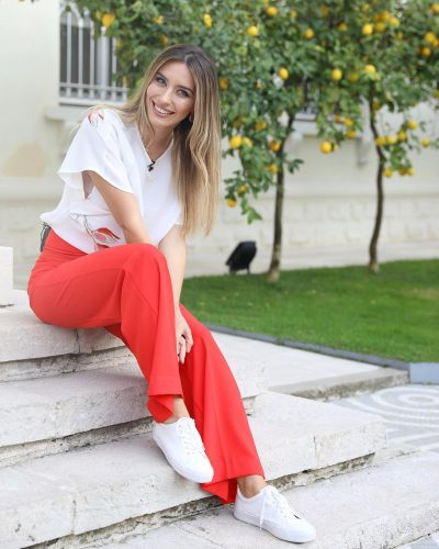 MODERON NË ITALI/ Flet Arjola Shehu: E lumtur që iu besua një shqiptareje