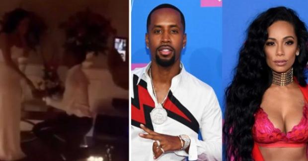 NË MËNYRËN MË ROMANTIKE/ Ish i dashuri i Nicki Minaj sapo i propozoi të dashurës së re