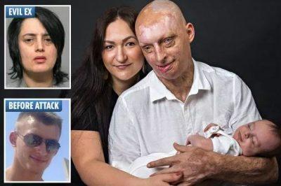 """E PABESUESHME/ Kujdestarja dashurohet me viktimën e sulmit me acid dhe """"i dhuron"""" një fëmijë (FOTO)"""