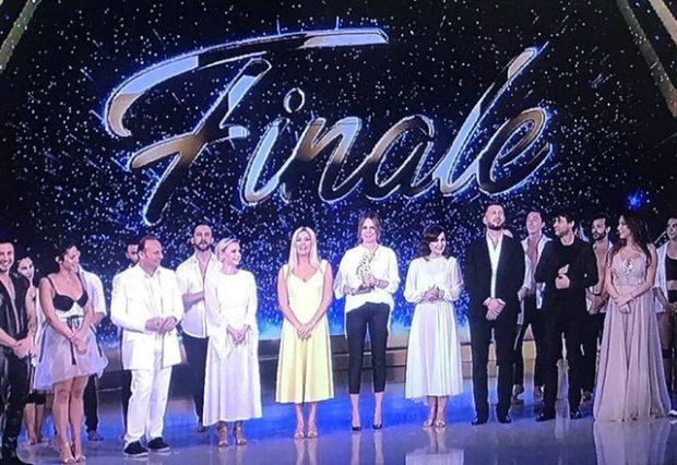 """""""DANCE WITH ME""""/ Ja kush u shpall çifti fitues për këtë sezon (FOTO)"""