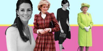 NGA MEGHAN TEK KATE/ Të gjitha herët që pjestarët e familjes mbretërore,riveshën veshjet e tyre të preferuara