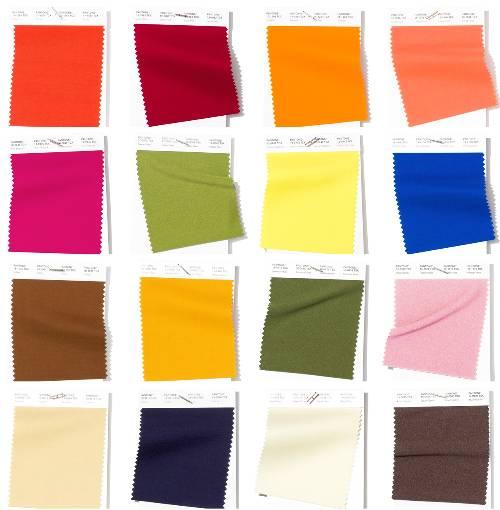 GATI LISTËN/ Ja 6 ngjyrat që do të bëjnë namin në modë gjatë vitit 2019