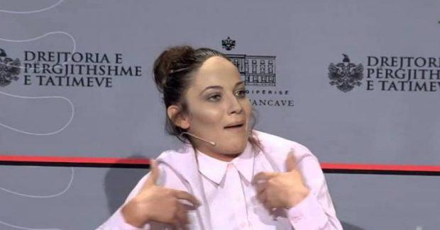 """""""MË VJEN KEQ QË MËRZITEN""""/ Aktorja e """"Portokallisë"""" ka dy fjalë për personazhet që imitonl: I bëj reklamë…(FOTO)"""