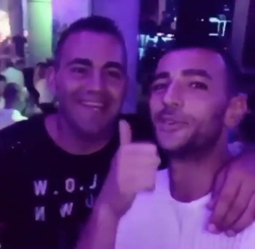 """PUBLIKON VIDEON NGA KLUBI I NATËS/ Menaxheri i VIP-ve """"provokon"""" policinë: Është i lirë"""