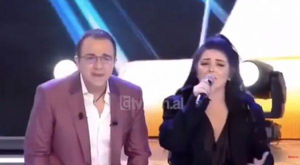 """""""FJALË EMOCIONUESE""""/ Fifi i kërkon publikisht bashkëpunim Ardit Gjebreas (VIDEO)"""