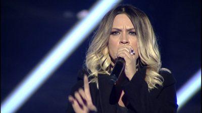 """""""KËNGA MAGJIKE 2018″/ Rozana Radi fiton """"Çmimin e Kritikës"""" (FOTO)"""