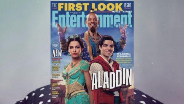 """FILMI """"ALADINI/ Will Smith do të interpretojë rolin e xhindit"""