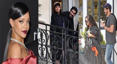 U THA SE JANË NDARË/ Rihanna fotografohet me të dashurin Hassan Jameel
