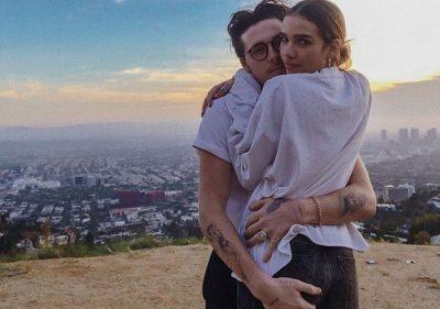 KONFIRMOI LIDHJEN/ Zbulohet e dashura e re e Brooklyn Beckham (FOTO)