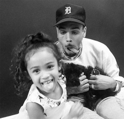 ÇFARË DASHURIE! E vogla e Chris Brown ka trashëguar talentin e tij