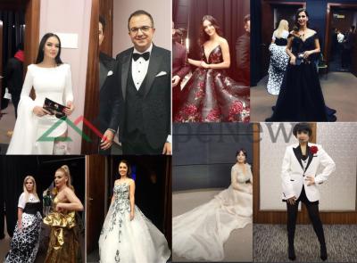"""NATA FINALE/ Si u veshën juria dhe prezantuesit në """"Kënga Magjike 2018"""" (FOTO)"""