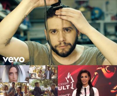 """""""FORCA E FEMRAVE""""/ Këto janë këngëtarët që kanë një MESAZH të fortë për """"gjininë e brishtë"""" (VIDEO)"""