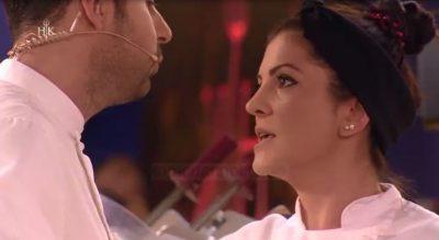 """""""HELL'S KITCHEN""""/ Elvana në rolin e Shef Renatos, ja reagimi i saj (VIDEO)"""