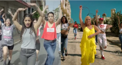 NA ZHGËNJEU/ Videoklipi i Juliana Pashës është identik me atë të këngëtares greke (VIDEO)