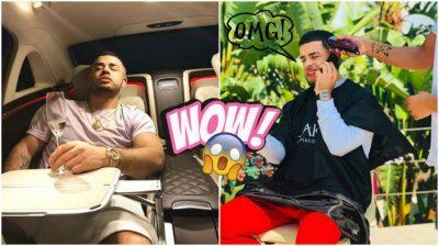 XHEPAT PLOT/ Shihni se si Noizy shpenzon 175 mijë euro brenda ditës (FOTO)