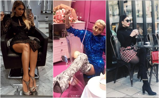 ELEGANTE DHE KLASIKE/ Shihni si u veshën blogeret këtë javë: Nga Armina…(FOTO)