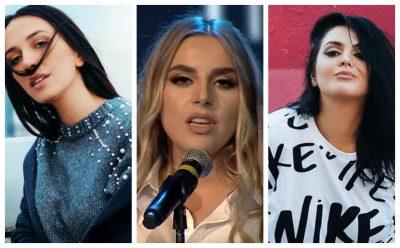 """""""TEKSTI ËSHTË PERSONAL""""/ Këngëtaret që i kushtuan këngë ndjenjave të tyre: Nga Kejsi tek Fifi (FOTO)"""