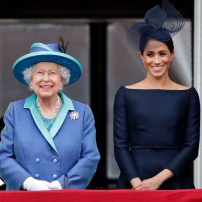 PAS BISEDIMEVE ME NJË FILXHAN ÇAJ PARA/ Mbretëresha e gjeti çfarë do ti dhurojë për festa Meghan-it (FOTO)