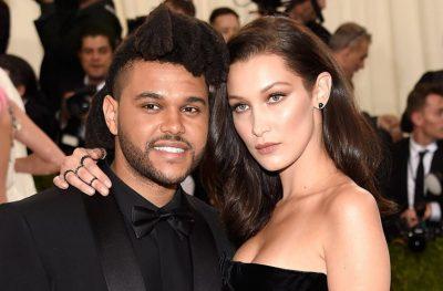 """GJATË INTERVISTËS ME """"VOGUE""""/ Bella Hadid tregon se është """"kokë e këmbë"""" e dashuruar me The Weeknd"""