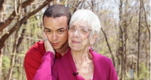 """""""EKSTREME""""/ 31 vjeçari shpjegon pse është i dashuruar çmendurisht me të dashurën e tij 90-vjeç"""
