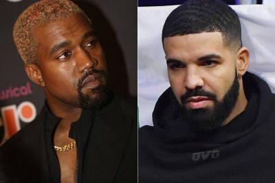 """""""SHERRI"""" MES REPERËVE NUK MBARON/ Kanye West akuzon Drake pasi ndjek Kim në Instagram"""