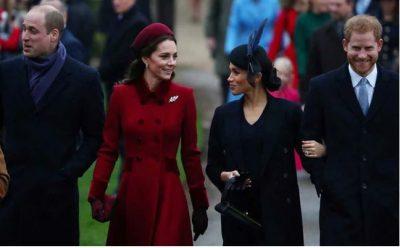 ARMIQËSI MES KUNATAVE? Meghan dhe Kate kalojnë Krishtlindjet së bashku