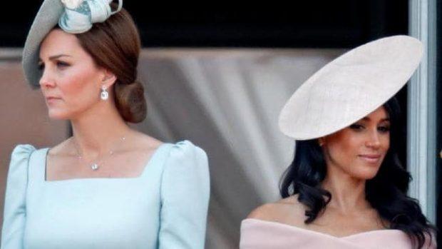 MEGHAN DHE KATE ARMIKE? Vjen reagimi i Buckingham Palace