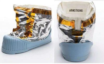 PËR 49 MIJË DOLLARË/ Shitet këpuca e veshur nga Neil Armstrong