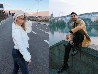 JANË RIKTHYER/ Kiara dhe Butrinti shkëmbyen komente në Instagram dhe të gjithë mendojnë se janë bashkë (FOTO)