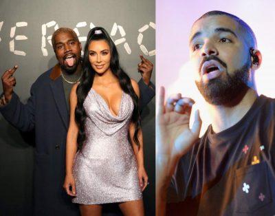 """""""PLASI KEQ""""/ Drake dhe partneri i Kylie Jenner kërcënojnë Kanye West familjarisht (FOTO)"""