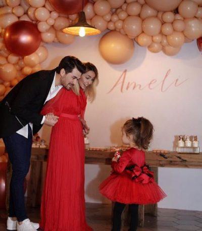 ZBULOHET TALENTI I RI I AMELISË/ Albani dhe Miriami e kanë të qartë të ardhmen e të bijës (FOTO)