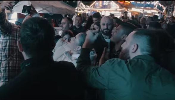 """""""PO JA DEL ME SUKSES""""/ Loredana  ia kalon dhe Noizyt, ja kush e shoqëron (FOTO)"""
