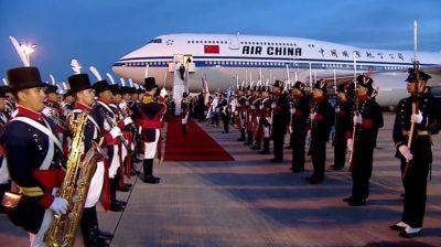 GABIMI TRASHANIK/ Ngatërrohet zyrtari kinez me Presidentin Xi (VIDEO)