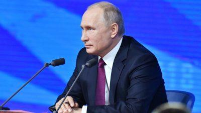 """""""DHE UNË DO TA BËJ""""/ Putin planifikon të martohet, ja çfarë i thotë gazetarit"""