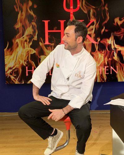 """NUK MBARON ME KAQ/ Pas """"Hell's Kitchen"""" Renato Mekollin do ta shohim në ekran me një tjetër program (VIDEO)"""