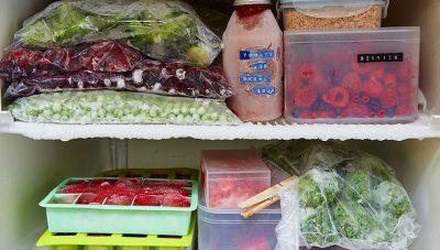 PRISHEN EDHE NË NGRIRJE/ Ja sa gjatë mund t'i ruani ushqimet