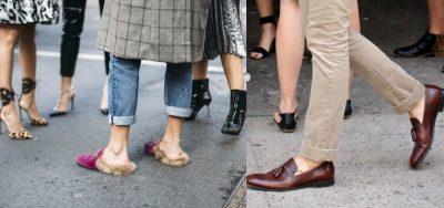 SHËNDETI PASTAJ MODA/ Arsyeja pse nuk duhet t'i vishni kurrë këpucët pa çorape