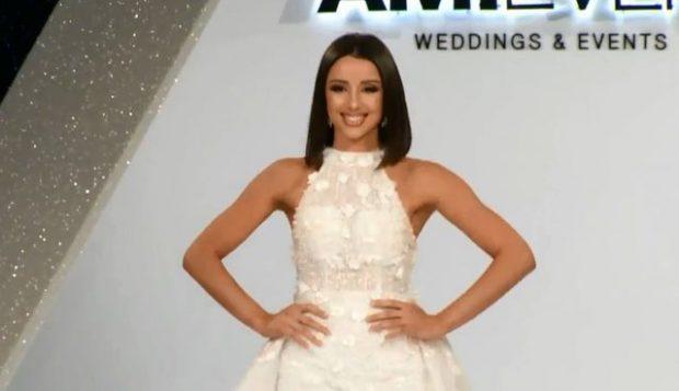 ALBA HOXHA BËHET NUSE/ Balerina do t'ju mahnisë me fustanin e bardhë (FOTO)