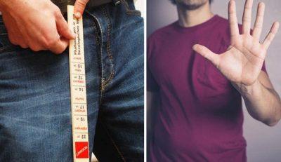 I MESËM APO TË VOGËL/ Gjatësia e gishtave tregon shumë në lidhje me madhësinë e penisit tuaj