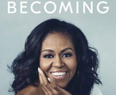 """ARRIN MAJAT""/ Libri i Michelle Obama thyen rekordin e vendosur nga ""Fifty Shades of Grey"""