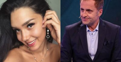 ÇFARË PO NDODH/ Nevina Shtylla në lidhje me futbollistin shqiptar? Ja si e ngacmon Edi Manushi
