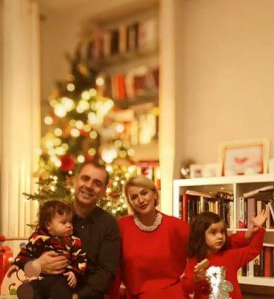 Ilva Tare i uron ditëlindjen bashkëshortit me foton e veçantë (FOTO)