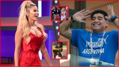 PASI U SHTRUA NË SPITAL/ Maradona bën qejf me këngën e Luanës?! Kjo VIDEO po bën xhiron e rrjetit