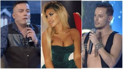 """ZËNKA MES GRACIANOS DHE ALBI NAKOS/ Luana Vjollca """"mollë sherri""""? Balerini habit me deklaratën (FOTO)"""