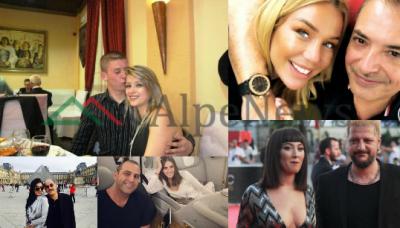 DASHURIA NUK NJEH MOSHË? Kur të rejat shqiptare u dashuruan me meshkuj SHUMË më të mëdhenj. Nga Riselda tek… (FOTO)